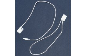 SECURITY LOOP CORDS 18cm WHITE